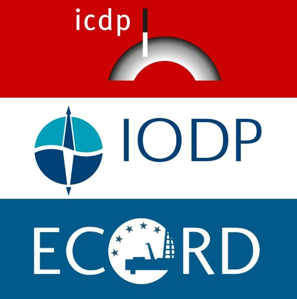 Scientific Drilling IODP ICDP
